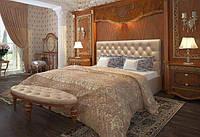 Кровать Рада  160х200 с мягким изголовьем и подъемным механизмом
