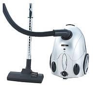 Пылесос Astor ZW-1508, мощный пылесос 1800Вт, мешковой пылесос, пылесос с мешком для дома