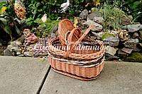 Корзина пикник очень красивая, фото 1