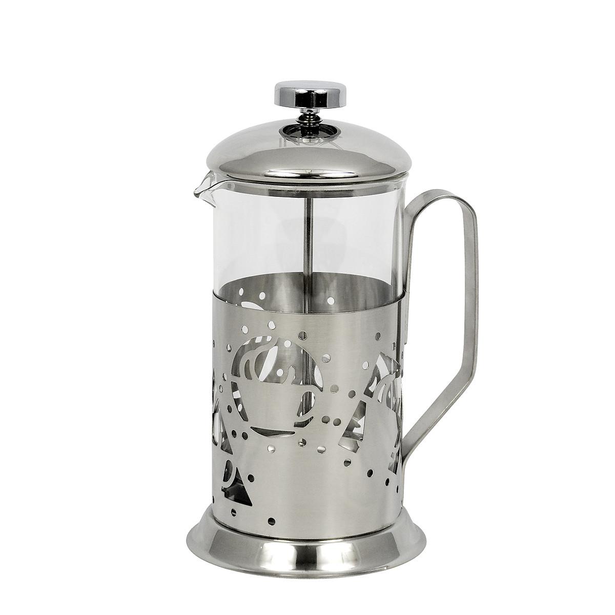 """Чайник заварочный с поршнем """"Rout"""" (600 мл.)"""