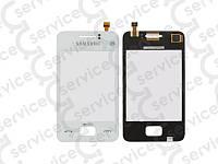 Тачскрин для Samsung S5222 Star 3 Duos, белый