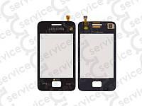 Тачскрин для Samsung S5222 Star 3 Duos, чёрный