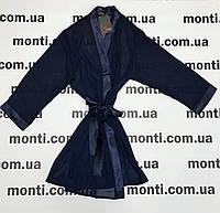 Женский полупрозрачный халат