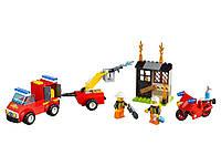 LEGO: Juniors - Патруль пожарная машина