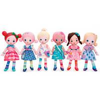 Mooshka Девочек: Кукла тряпичная 33см