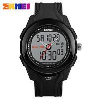 Часы спортивные Skmei Dual Time 1157 (5 bar), фото 1
