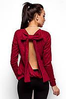 Женский свитер с ангоры