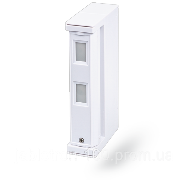 JA-157P двухзонный беспроводной уличный детектор движения - штора