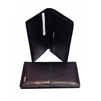 Мужские кожаные клатчи (черный)18*9см