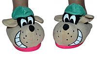 Тапочки игрушки детские, размеры: 32, 33