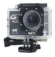 Экшн-камера Action camera Ultra HD 4K Wi-Fi Q305