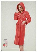 Банный халат женский Nusa 3655