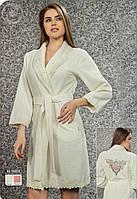 Женский бамбуковый халат 160259 NUSA