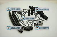 Газораспределительный комплект 406 двигатель 72х92 на втулках БОН ГАЗ-2217 (Соболь) (406.1006100-10)