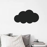 Наклейка на стену для рисования «Облачко» (40см)