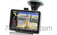 Автомобильный GPS навигатор  4'' 418