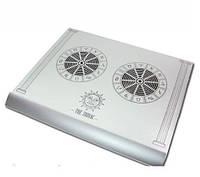 Подставка для ноутбука с охлаждением A100, usb подставка под ноутбук