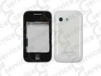 Корпус Samsung S5360 Galaxy Y, белый, оригинал (Китай)