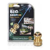 Насадка-распылитель воды Schmidt Brass Nozzle, насадка распылитель на шланг для полива
