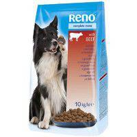 Reno сухой корм для собак с говядиной 10 кг