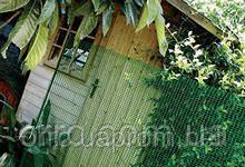 Сетка пластиковая садовая для забора, фото 2