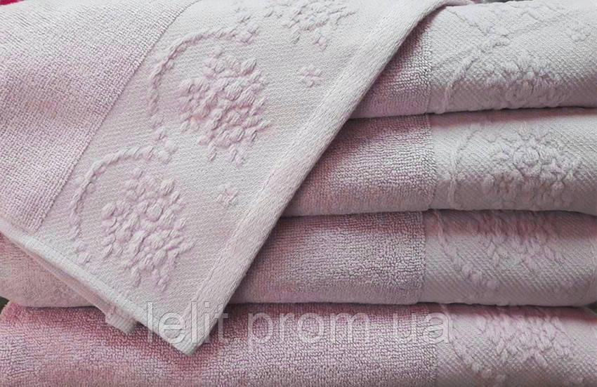 Полотенце махровое Pudra 70*140