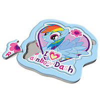 Пазл Trefl My Little Pony Rainbow Dash макси 8 элементов (36118)