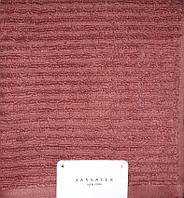 Полотенце махровое Kassatex bordo 40*70