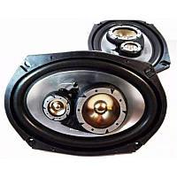 Автомобильная акустика, колонки MEGAVOX MGT-9836  (500 Вт) 3х полосные