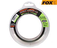 Шок-лидер Fox Exocet Tapered Line 0.33-0.50mm