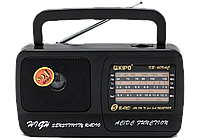 Радиоприемник Kipo KB-409AC (сеть+батарейки), фото 1