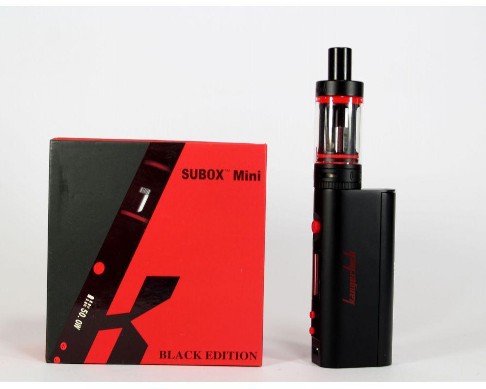 Электронная сигарета SUBOX mini 50W ЧЕРНЫЙ