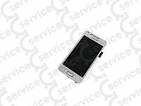 Дисплей для Samsung i9070 Galaxy S Advance + touchscreen, белый