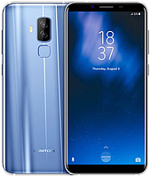 "Homtom S8 blue 4/64 Gb, 5.7"", MT6750T, 3G, 4G, фото 1"