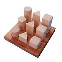 Детская деревянная игра Трехмер КИНД