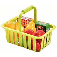Корзинка для супермаркета Ecoiffier 981