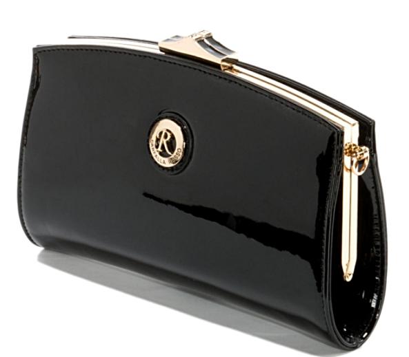 8b5d868b47b8 Женский праздничный клатч Farfalla Rosso 62324 черный Вечерние сумочки,  клатчи праздничные Одесса -