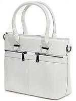 2d70a13f9e4b Женская кожаная сумка FR 6690 белый женские сумки из натуральной кожи купить  недорого в Одессе