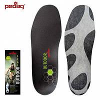 Ортопедическая каркасная стелька супинатор для спортивной обуви OUTDOOR MID PEDAG размер 36-45