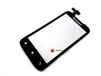 Тачскрин (сенсор)  для Lenovo A369i, чёрный