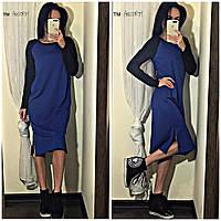 Женское платье Рыбка 42-46р в ассортименте