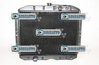 Радиатор охлаждения ГАЗ-3307 3-рядн медный Иран ГАЗ-3307 (3307-1301010)