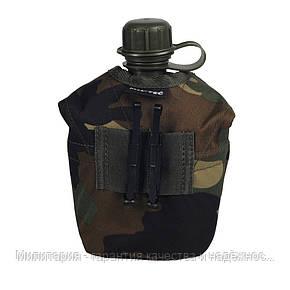 Армейская фляга с подстаканником USA Mil-tec в чехле (0.8 L) (14506020), фото 2