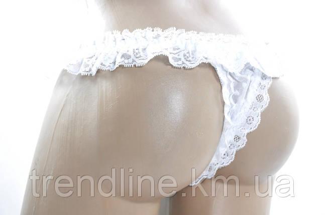 Трусики Lianglijiaren № 543 Білий, фото 2