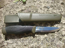Нож Morakniv Companion Heavy Duty   туристический нож mora 11746   мора Companion 12494   Made in Sweden, фото 3