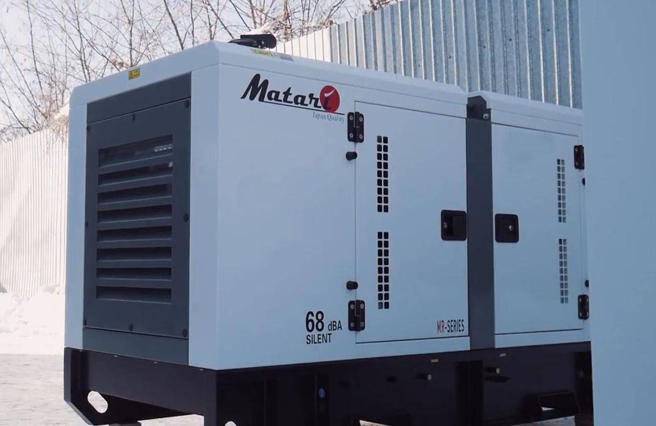 Дизельный генератор Matari MR 110 (MR-01110)