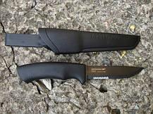 Нож mora BushCraft BLACK SRT 12418, фото 2