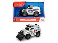Функциональное авто Полиция со щитом Dickie Toys 3302001