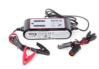 Зарядное устройство YATO YT-83016