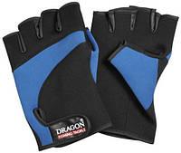 Перчатки Неопреновые сине-чёрные